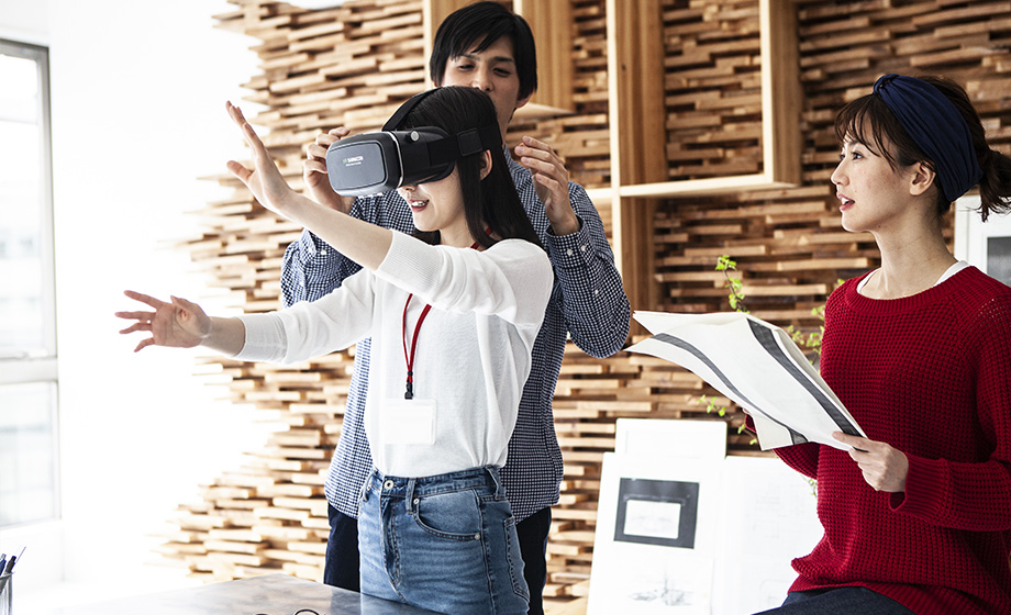 VRで、失敗しないお住まいをご提案